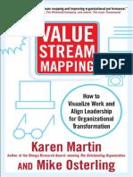 Libro - Value Stream Mapping Libro
