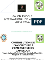 CONTRIBUTION-AVICULTURE-A-EMERGENCE-DU-CAMEROUN.pps