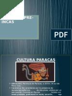 CULTURAS PRE-INCAS EXPO
