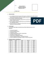 Evaluación T1(2020-1) concreto