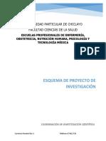 PROTOCOLO DE PROYECTO DE INVESTIGACION