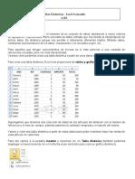 tablas dinámicas conceptualizacion