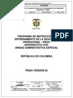 30 GDIR - 2.0-12-001 Programa de Instrucción y Entrenamiento de la Seguridad Operacional PIESO V02.pdf