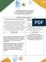 4- Formato de Heteroevaluación