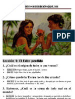 L1-El Edén Perdido