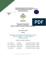 Resolution-de-l-equation-de-Schrodinger-sur-une-base-d-ondelettes