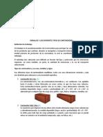 definición de embalaje y  diferentes contenedores