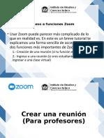Tutorial uso de Zoom INECXA.pptx