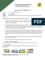 Guía Pedagógica No. 2 Cátedra  4°
