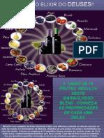Biologia PPT - Vitaminas nas Frutas
