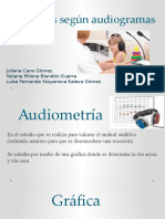 Patologias audiogramas