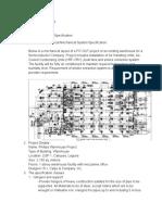 Homework_plumbing specification