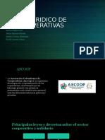 DIAPOSITIVA MARCO LEGAL COOPERATIVAS