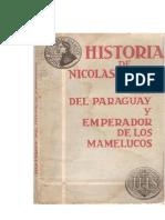 Historia_de_Nicolás_I_rey_del_Paraguay