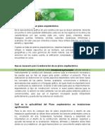 Instalaciones Agroforestales  Preguntas