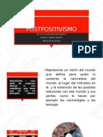 POSTPOSITIVISMO UNCP