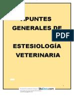 apuntes generales de estesiologia veterinaria-