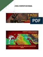 EL MAL EN EL CONTEXTO DE ISRAEL