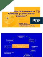 3 La Practica clínica Basada en Evidencias.elaboracion de preguntas dic10