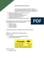 Requisitos e información de la etiqueta informe actividad 2.docx