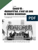 Sida et Covid-19
