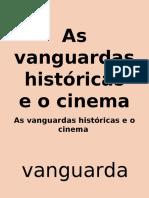 Vanguardas ppt