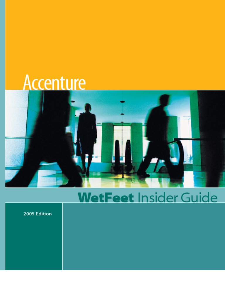 accenture | Strategic Management | Consultant