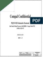 Schematics Document Laptop Lenovo Y570 R 1.0