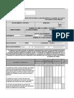 Instrumento por Elementos de Evaluacion  Planificacion paty