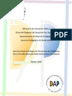 EJERCICIOS FARO  2020 MATEMATICA SECUNDARIA.pdf