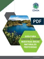 GUÍA PARA CONOCER NUESTRAS AREAS NATURALES PROTEGIDAS