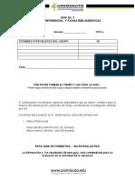 Actividad 4 Evidencia - Avance 3 Anteproyecto