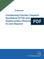 Combining Fischer-tropsch Synthesis