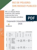 MATRIZ RIESGO PUBLICO