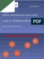 HISTORIA DEL MANEJO INTEGRADO DE PLAGAS
