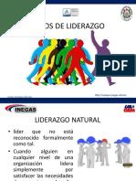 TIPOS DE LIDERAZGO