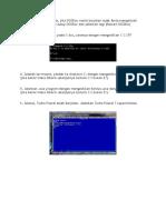 Cara Menjalankan Pascal Di Dosbox