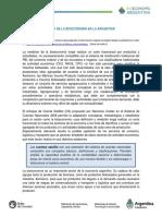LA CADENA DE VALOR DE LA BIOECONOMÍA EN LA ARGENTINA*