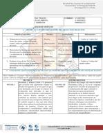 TALLER TECNICA E INSTRUMENTOS DE RECOLECCION
