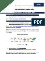 INSCRIPCION Y PAGO HUELLAS 2020