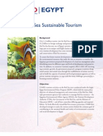 Red Sea Sustainable Tourism