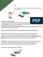 PRACTICA DE ELECTROFORESIS
