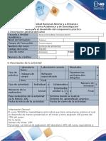 Guía para el desarrollo del componente práctico virtual