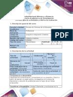 Catedra-Guía de Actividades y Rubrica de Evaluación-Fase 4 Nueva experiencia