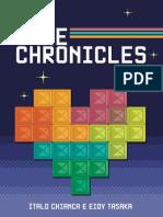 Livro Game Chronicles Volume 1 Jogoveio