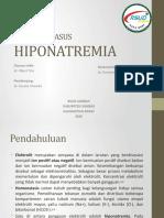 LAPORAN KASUS - Hiponatremia
