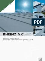 05 RHEINZINK-Manual Tehnic