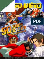 Revista Jogoveio Pocket01 50 Jogos de Luta