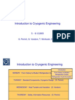 CERN Cryogenics