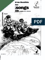 folksong pour flute
